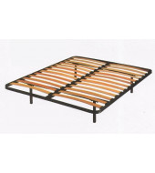 ORTHOPEDIC BED FRAME WITH LEGS