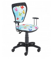 Office Chair Sky Butterfly